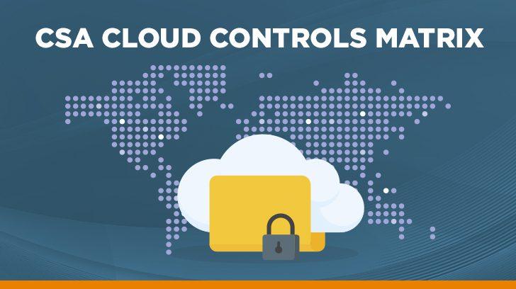 CSA Cloud Controls Matrix