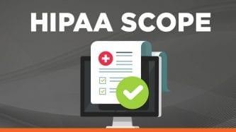 HIPAA Scope