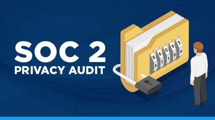 SOC 2 privacy audit