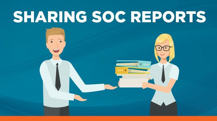 Sharing SOC reports