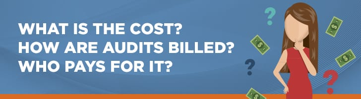 How much does a royalty audit cost?