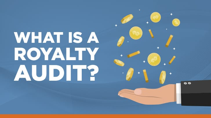 What is a royalty audit?