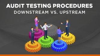 Audit testing procedures