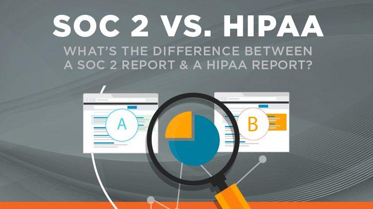 SOC 2 vs. HIPAA