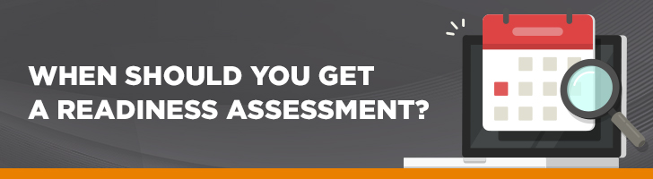 When should you get a SOC readiness assessment?