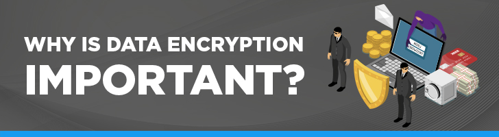 Why is data encryption important