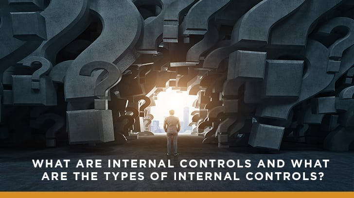 what are internal controls