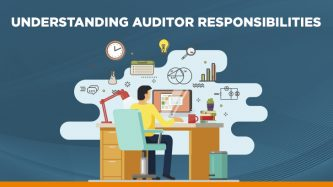 Understanding auditor responsibilities