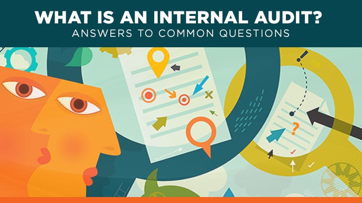 What is internal audit?