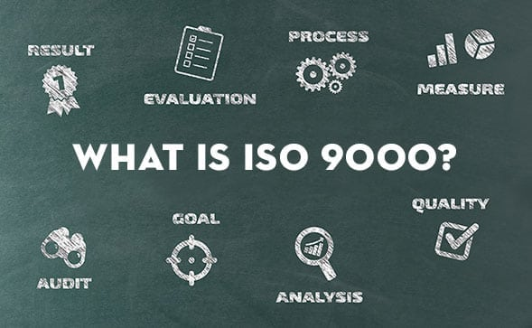 What Is ISO 9000? | Linford & Company LLP