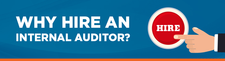 Why hire an internal auditor?
