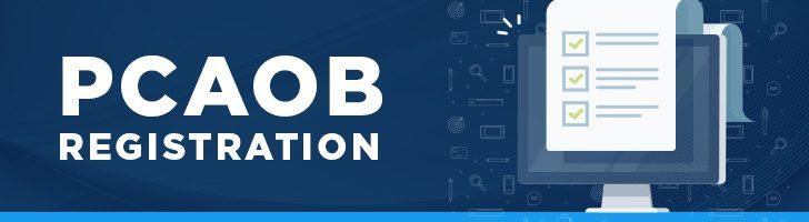 PCAOB registration