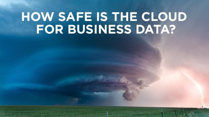 How safe is the cloud?