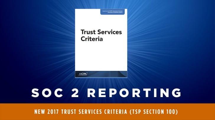 Trust Services Criteria