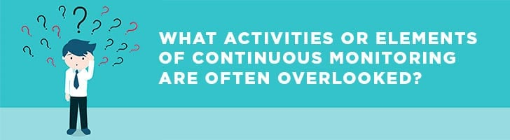 What activities are often overlooked?
