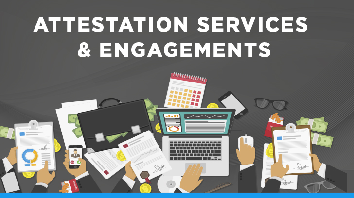 attestation services and engagements