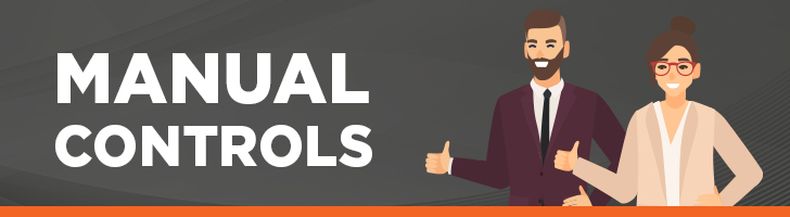 Types of Controls: Manual, General, Application & IT Dependent