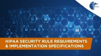HIPAA Security Rules