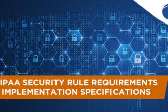 HIPAA Security Rules