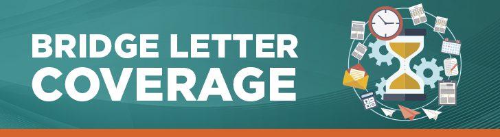 Bridge letter coverage