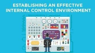 Establishing internal control