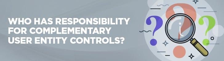 Who has responsibility for CUECs?