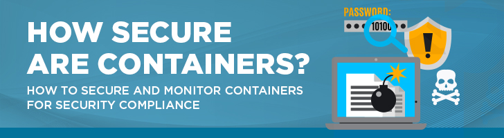 How secure are containers?