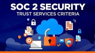 Soc 2 audit security trust services criteria