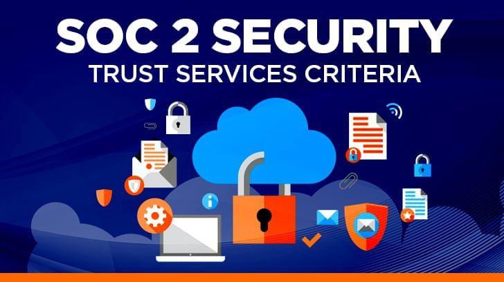 Soc 2 audit security trust services criteria