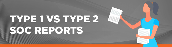 Type I vs. Type II reports