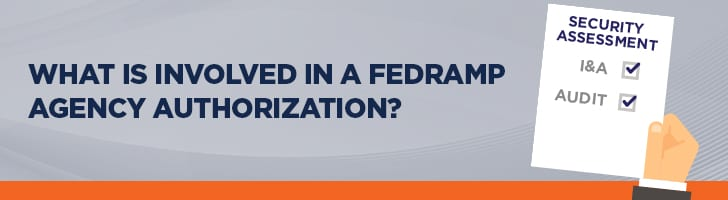 What is involved in a FedRAMP authorization