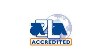 A2LA-accredited