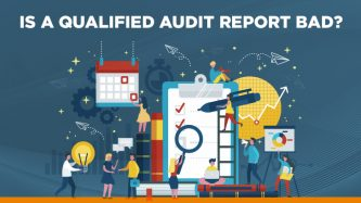 Is a Qualified Audit Report bad?