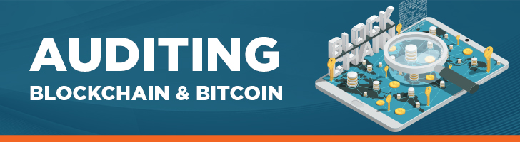 Auditing blockchain & bitcoin