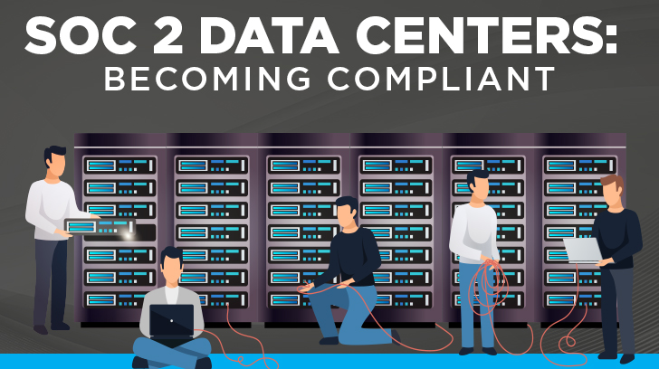 SOC 2 Data Centers: Becoming compliant