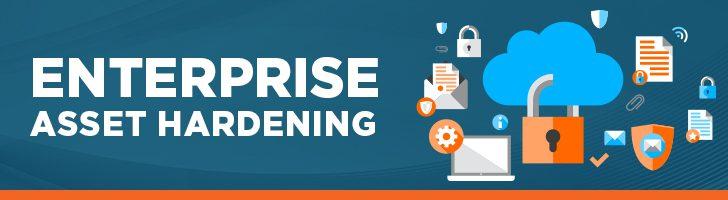 Enterprise asset hardening