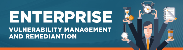 Enterprise vulnerability management & rehabilitation