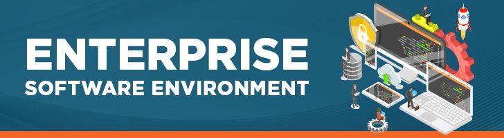 Enterprise software environment