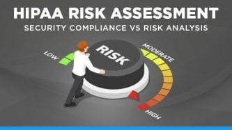 HIPAA risk assessment