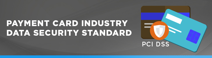 Payment card industry standard data