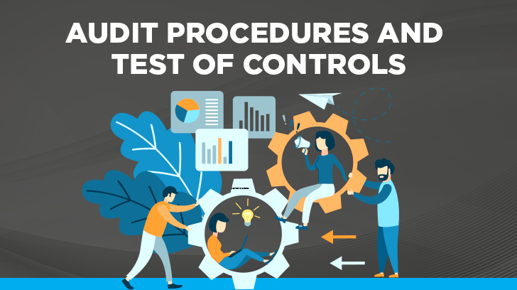 Audit procedures and test of controls