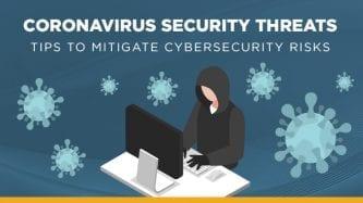Coronavirus security threats