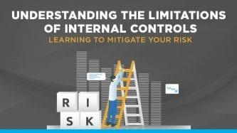 Understanding the limitations of internal control