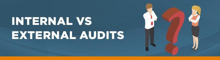 Internal vs. External Audits