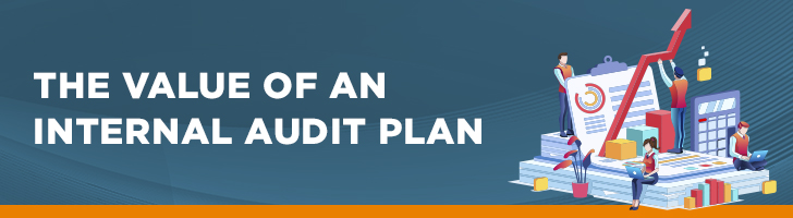 The value of an internal audit