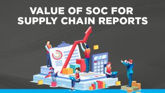 Value of SOC for Supply Chain Reports