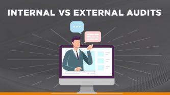 Internal audit vs external audit