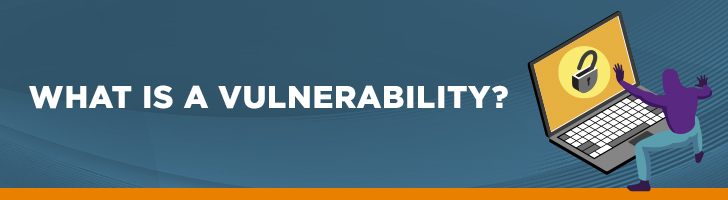 What is a vulnerability in SOC 2 testing?