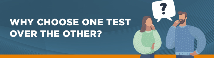 Why choose one vulnerability test over another?