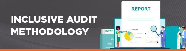 Inclusive audit methodology